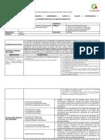 Programa de Curso Argumentación de La Planeación Didáctica