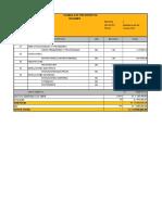 Formato Obra Completa Partidas de Control