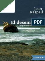 El Desembarco - Jean Raspail