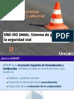 ISO 39001 Mallorca2014