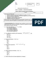 8vo Unidad2 Algebra Basica