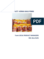 Chrysalis_Local Product Managers_(IMI)International Management Institute_NewDelhi