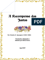 A Recompensa Dos Justos - Spurgeon