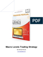 Macro Levels Trading Strategy