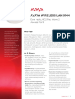 Avaya Wireless Lan 9144 Dn7784