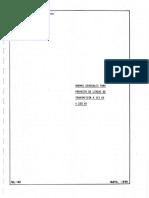 Normas Generales Para Proyectos de Líneas de Transmisión a 115 y 230 Kv