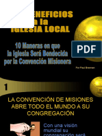 Beneficio Sala Iglesia