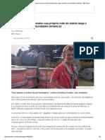 A Fazendeira Que Instalou Sua Própria Rede de Banda Larga e Agora Abastece Comunidades Britânicas - BBC Brasil
