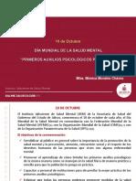 Primeros Auxilios Psicológicos Para Todos 2016-Cusur