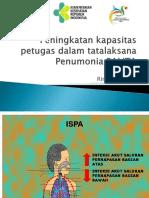 Peningkatan kapasitas petugas dalam tatalaksana Penumonia BALITA.pptx