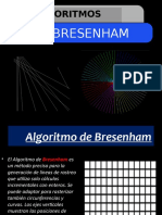 ALGORITMOS bresenham