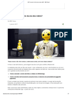 2017 Marcará o Início Da Era Dos Robôs_ - BBC Brasil