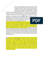 Cuerpo en La Metafísica de Aristóteles Resumen 3 p.