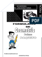 Formulario Geometria Paco
