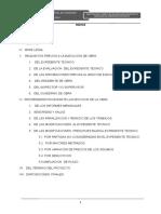 Directivas Ejecucion de Obras Conduriri