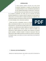 Introduccion Estructura de Control Repetitivas Conclusion Bibliografia