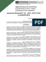 1-b Rd Comisión Grd - Multigrado 2017