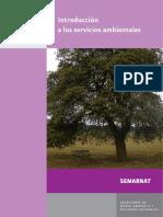 Introducción a los servicios ambientales-SEMARNAT