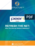 GigaOM's Refresh the Net Report