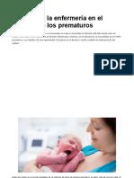 El rol de la enfermería en el cuidado de los prematuros.docx