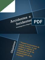Accidentes e Incidentes ADEN