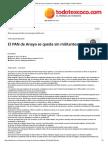 18-08-17 El PAN de Anaya Se Queda Sin Militantes - Miguel Hidalgo Ciudad de México