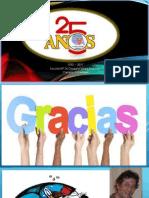 25 Años Olegario Victor Andrade de Paraná Entre Ríos
