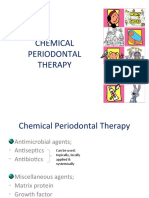 Chemical Periodontal Therapy