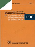 FAO  control de calidad de los alimentos.pdf