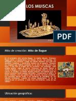 Unidad 2 Aportes de Los Muiscas - Érika Guevara Restrepo