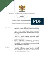 PMK Tahun 2017 No 34 Ttg Akreditasi RS