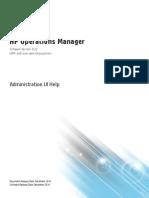 HPOM 9.22 AdministrationUI AdminConfig