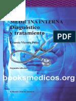 Medicina Interna Diagnostico y Tratamiento