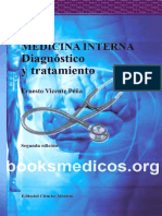 Medicina Interna Diagnostico y Tratamiento