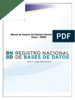 Manual de Usuario 4.1 RNBD 23112016