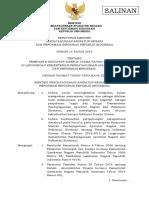 PERMENPAN NOMOR 14 TAHUN 2015 TENTANG PENETAPAN INDIKATOR KINERJA UTAMA TAHUN 2015-2019 DI LINGKUNGAN KEMENTERIAN PENDAYAGUNAAN APARATUR NEGARA DAN REFORMASI BIROKRASI.pdf