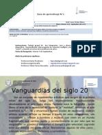 Guía 1, artes visuales, 8º básico.ppt
