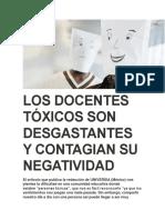 LOS DOCENTES TÓXICOS SON DESGASTANTES Y CONTAGIAN SU NEGATIVIDAD.docx