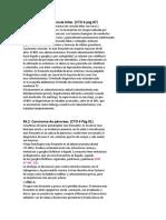 Vesicula Biliar y Cancer de Pancreas