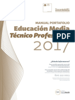 Manual Educacion Media Tecnico Profesional