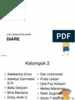 DIARE KEL 2