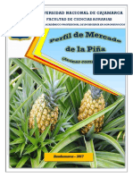 Perfil de Mercado de Piña
