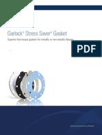 Garlock Stress Saver Literature