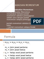 Prinsip Keabadian Momentum.pptx