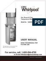 8liechk-Ssf-wl Whirlpool Manual English