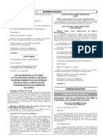 (8) RM 0326-2017-MINAGRI - Autorizan Viaje de Profesional Del INIA a Costa Rica en Comisión de Servicios