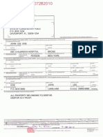 SAMPLE UCC-1 & Property List