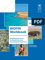 UNDP BIOFIN Workbook