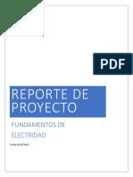 Reporte Electriciticidad Chihuaque
