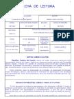 1-Fundamentos Do Agronegocios - Ficha de Leitura